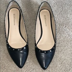 Really cute flats! Size 7 1/2